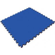 Мягкий пол универсальный 100*100 см 14 мм синий