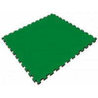 Мягкий пол универсальный 100*100 см 14 мм зеленый