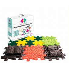 Модульный коврик-пазл ИграПол Лесной (3+)