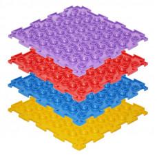 Модульный коврик-пазл Ортодон Колючки жесткие, 6+