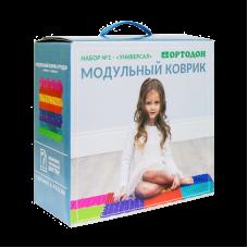 Модульный коврик-пазл ОРТОДОН № 1 УНИВЕРСАЛ (2+)