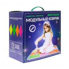 Модульный коврик-пазл ОРТОДОН № 6 СВЕТЛЯЧОК (1+)