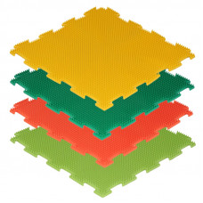 Модульный коврик-пазл Ортодон Трава мягкая, 1+