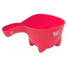Ковшик для мытья головы DINO SCOOP, Roxy-Kids, коралловый