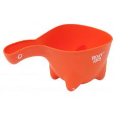 Ковшик для мытья головы DINO SCOOP, Roxy-Kids, оранжевый