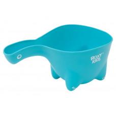 Ковшик для мытья головы DINO SCOOP, Roxy-Kids, мятный