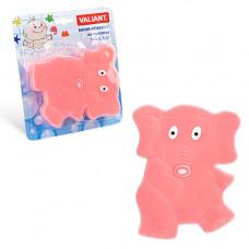 Игрушка для ванной мини-коврик VALIANT СЛОНИК